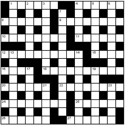 Prejudice Crossword Clue  Letters