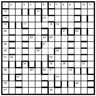 Crossword Clue For Location  Letters