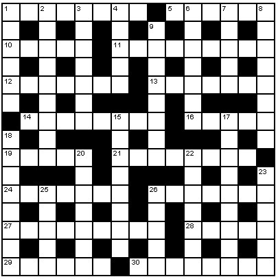 Furious Crossword Clue  Letters